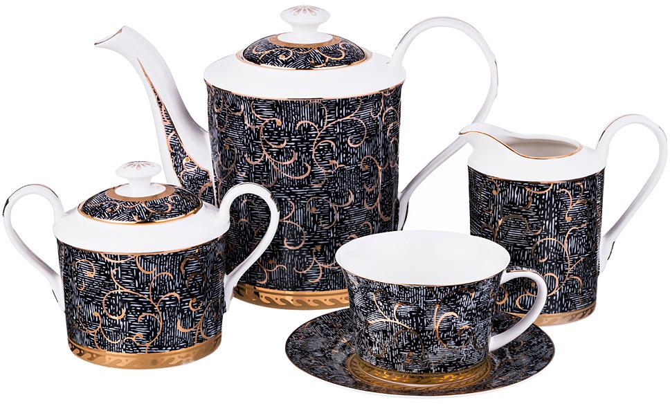 Набор чайный Lefard, 15 предметов. 760605 набор чайный lefard грэй 15 предметов j086 10 jd v650
