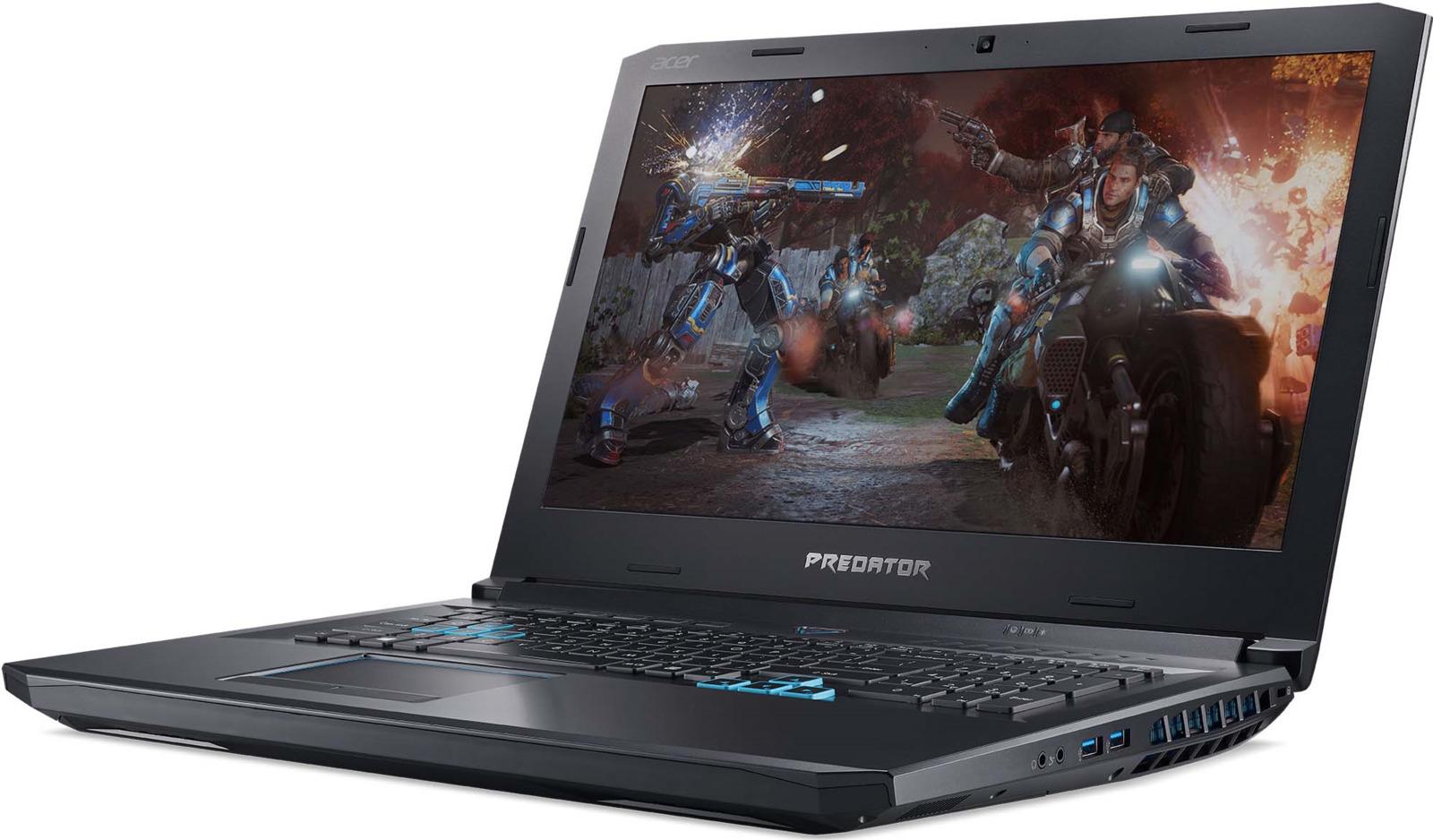 """17.3"""" Игровой ноутбук Acer Predator Helios 500 PH517-61 NH.Q3GER.005, черный"""