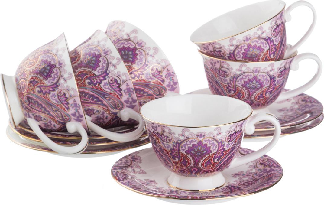 Набор чайный Lefard, 12 предметов. HY0015M9966/225CC