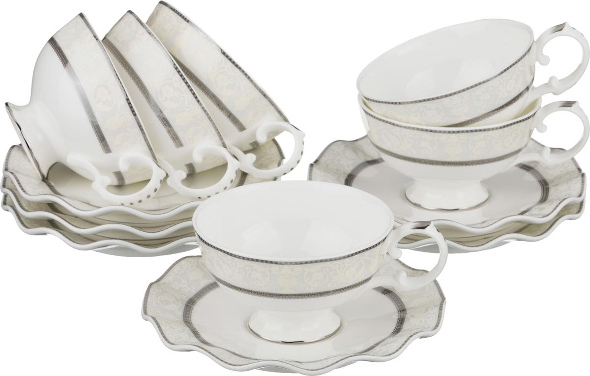 Набор чайный Lefard, 12 предметов. 586328 набор чайный olaff красный стебель 12 предметов