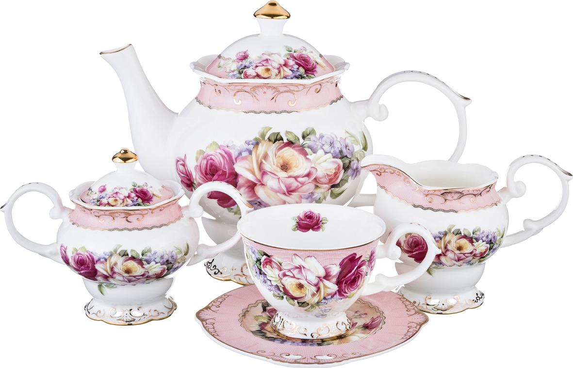 Набор чайный Lefard, 15 предметов. S3464D-16D239G набор чайный lefard грэй 15 предметов j086 10 jd v650
