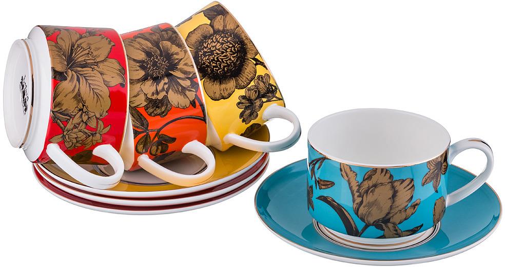 Набор чайный Lefard, 8 предметов. 264829 набор посуды rainstahl 8 предметов 0716bh