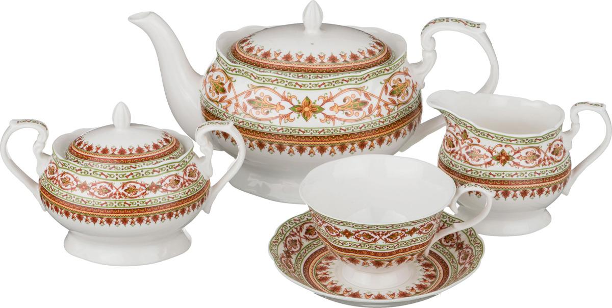 лучшая цена Набор чайный Lefard, 15 предметов. K6957