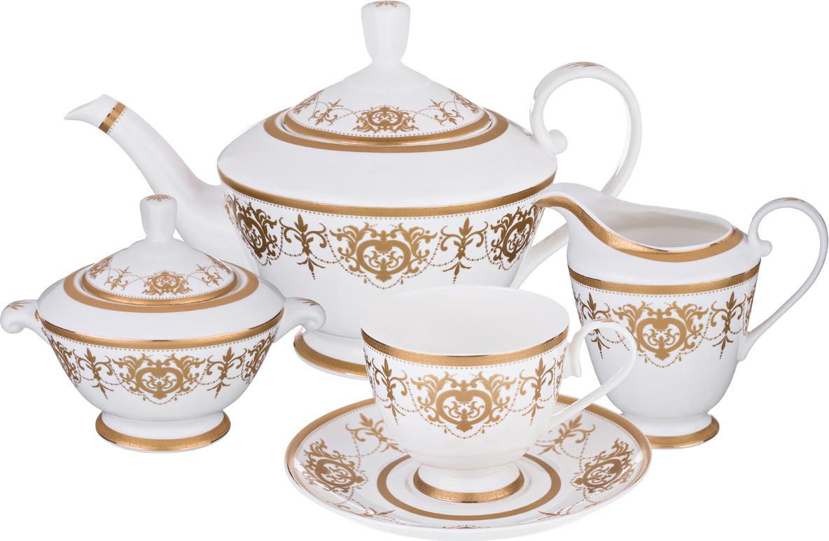 Набор чайный Lefard, 15 предметов. 760573 набор чайный lefard грэй 15 предметов j086 10 jd v650