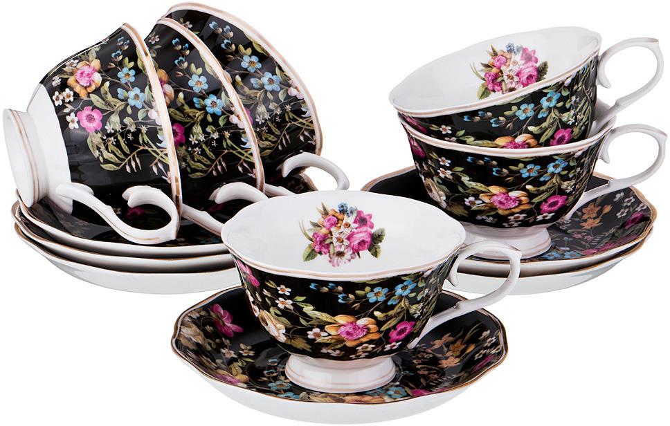 Набор чайный Lefard, 12 предметов. 779229 набор чайный 220 мл bohemia набор чайный 220 мл