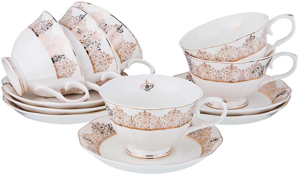 Фото Набор чайный Lefard, 12 предметов. 779241