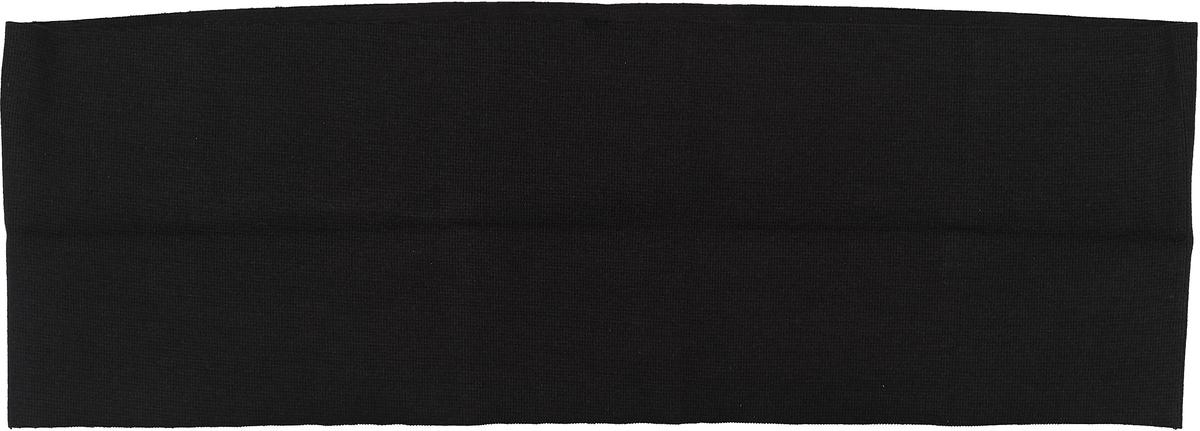 Кромка Marbet Трикотаж. Хлопок, 80 х 8 см, цвет: черный. 004 заплатка marbet самоклеющаяся цвет васильковый 16 х 10 см 123