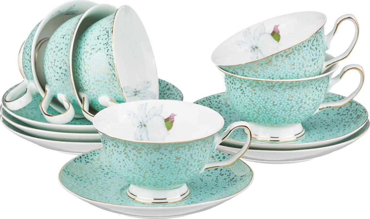Фото Набор чайный Lefard, 12 предметов. GB08A38-12