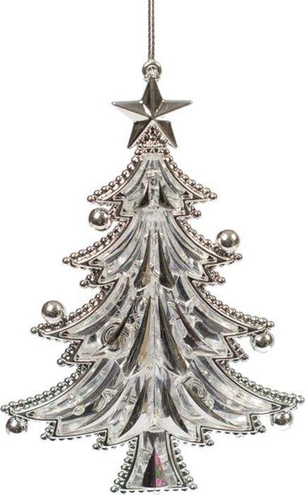 Новогоднее подвесное елочное украшение Magic Time Праздничная елка. 79377 magic time новогоднее подвесное елочное украшение гномик из керамики