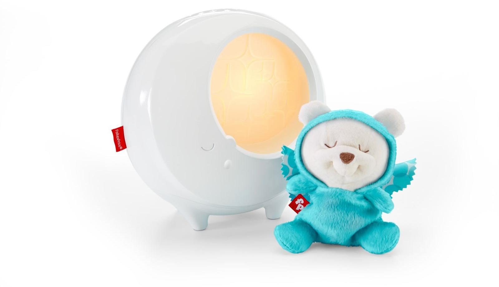 Fisher-Price Развивающая игрушка Проектор Мечты о бабочках