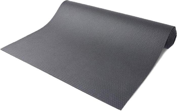 """Коврик для аштанга йоги RamaYoga """"Майсор"""", цвет: черный, 185 х 68 см"""