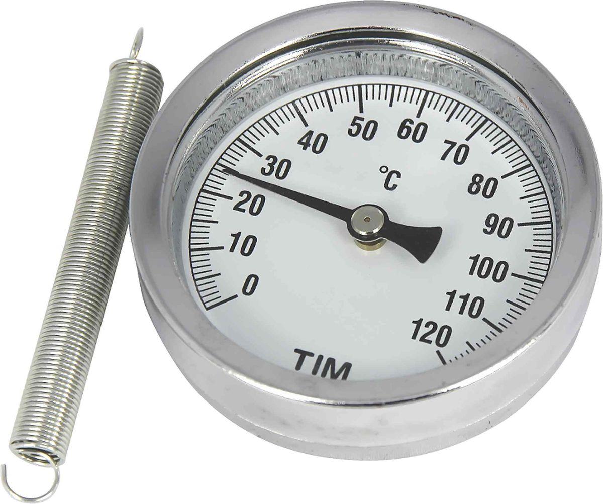 цены на Термометр с накладной пружиной TIM, 120, MP-У  в интернет-магазинах