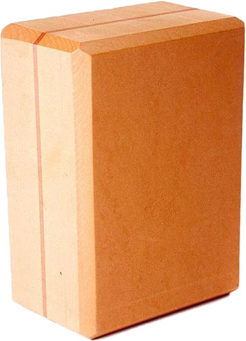 Кирпич для йоги Ako-Yoga Yoga brick Supersize, цвет: оранжевый, 23 х 15 х 10 см кондиционер kerasys для волос оздоравливающий 600 мл