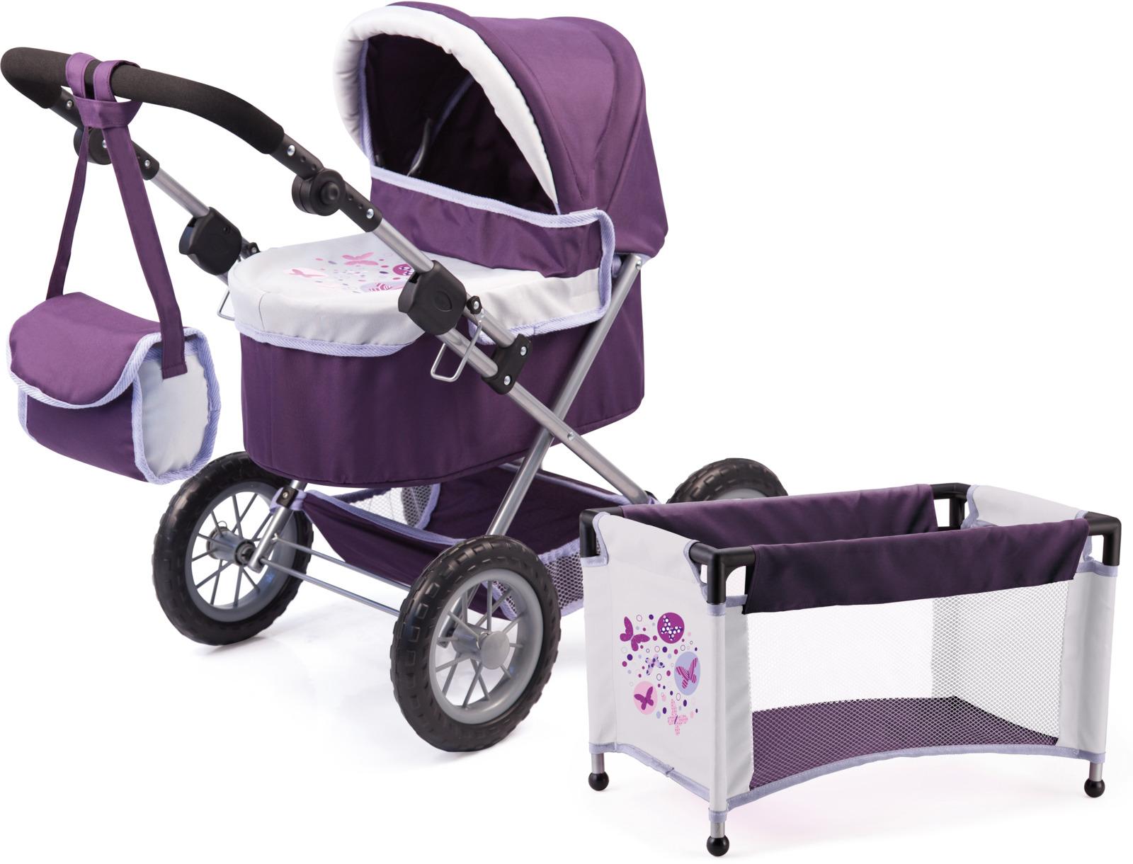 Bayer Мебель для кукол Тренди коляска для кукол bayer design тренди цвет серый розовый