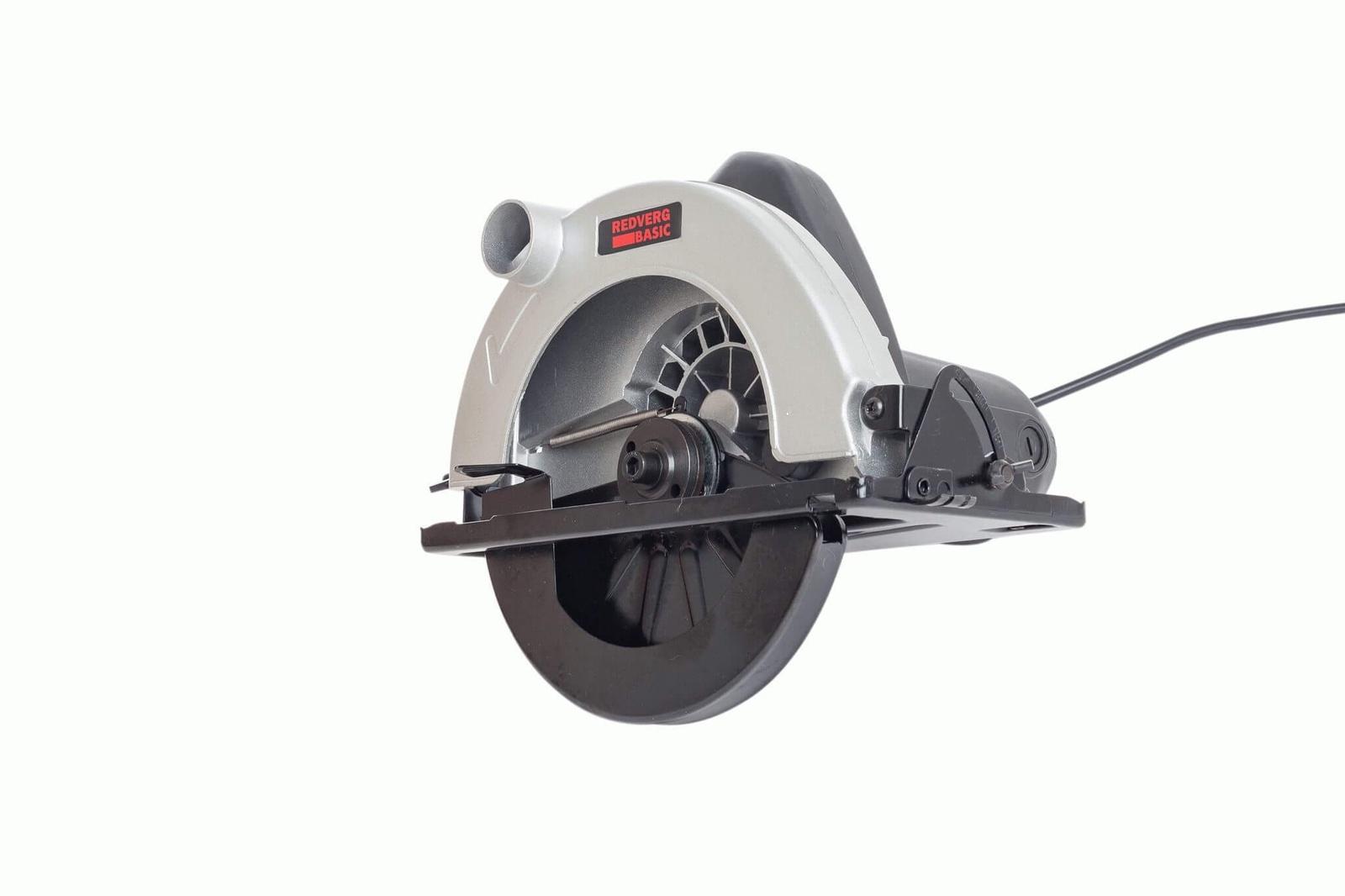 Цепная электропила RedVerg Пила дисковая электрическая Basic инструмент redverg отзывы