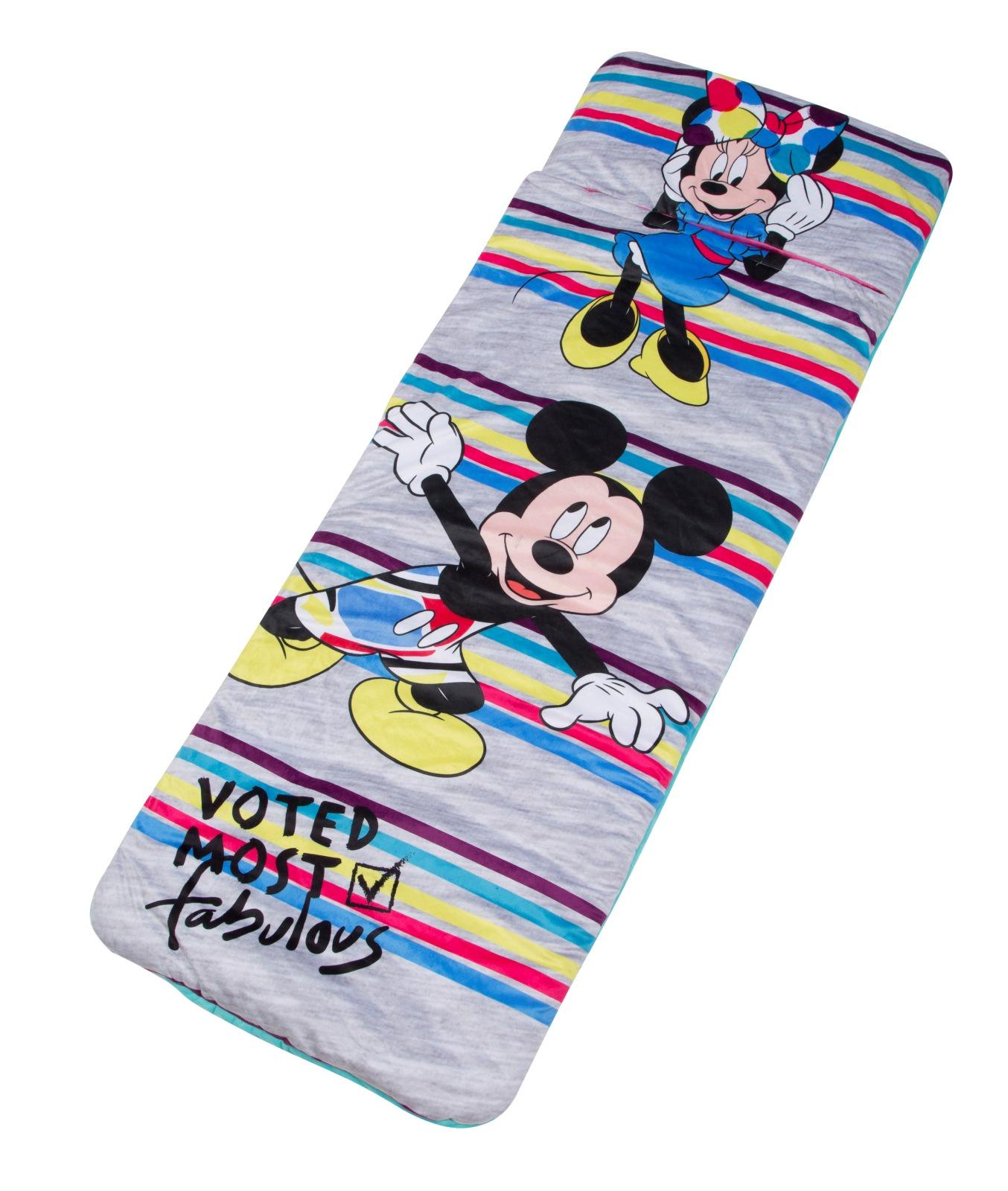 Спальный мешок Disney Минни Маус, для использования в помещении. 16412 цена