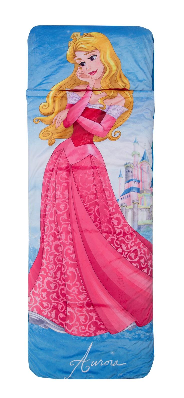 Фото - Спальный мешок Disney Принцесса Дисней Аврора, для использования в помещении. 16413 набор кофейной посуды disney принцесса аврора