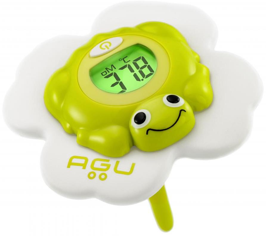 Термометр для воды AGU Baby Froggy, цифровой