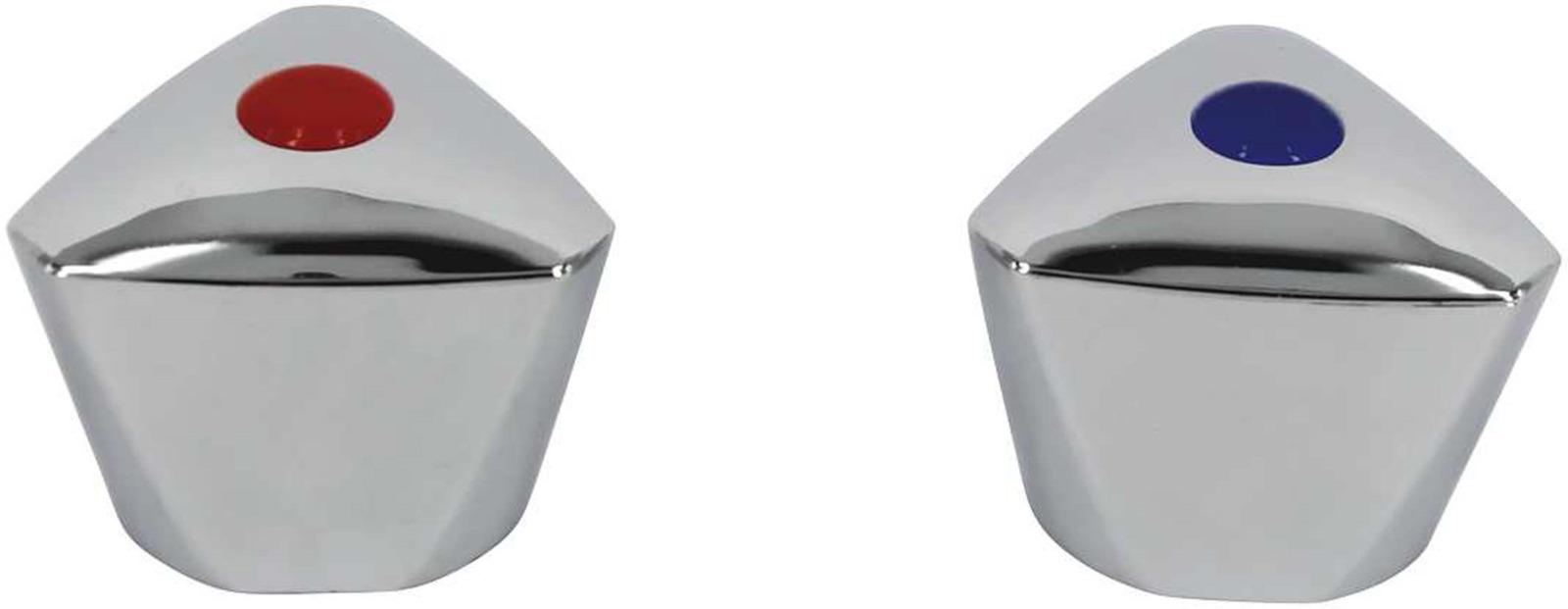 Маховик пластиковый MasterProf Люсия, 7 х 7, 2676, 2 шт, MP-У прокладка силиконовая masterprof 1 2 100 шт mp пакет
