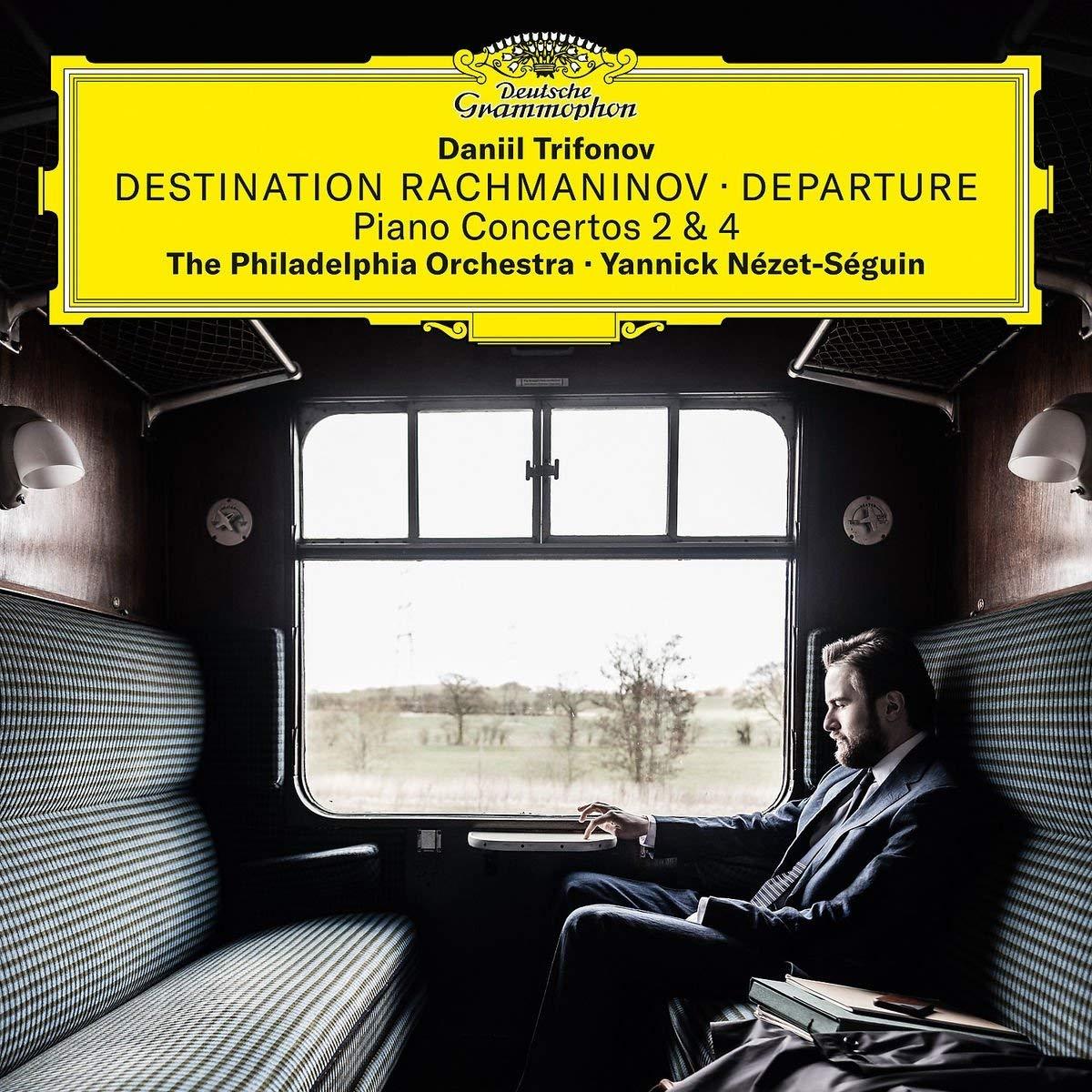 Даниил Трифонов Daniil Trifonov. Destination Rachmaninov. Departure (2 LP) daniil trifonov chopin evocations