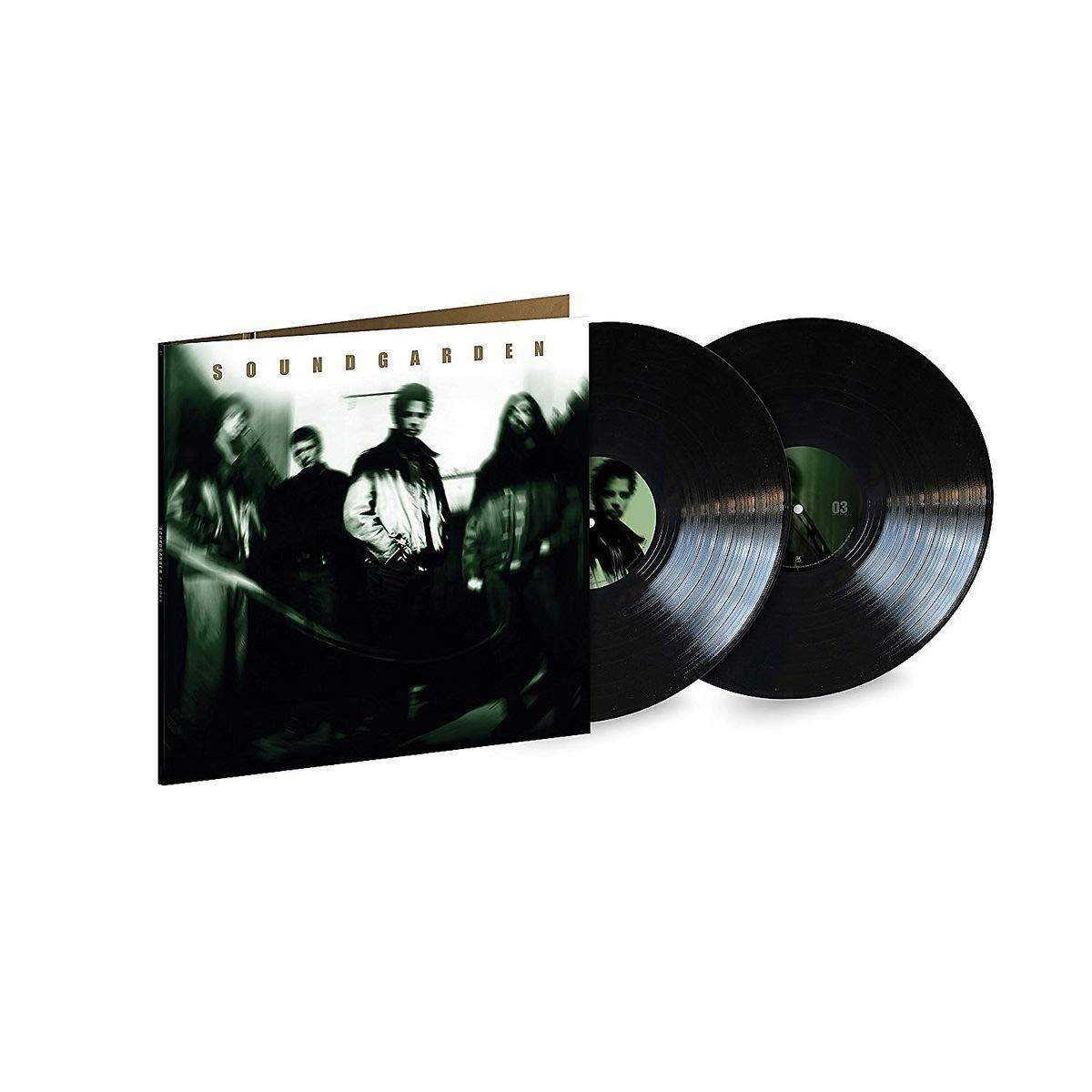 Soundgarden Soundgarden. A-Sides (2 LP) soundgarden soundgarden echo of miles scattered tracks across