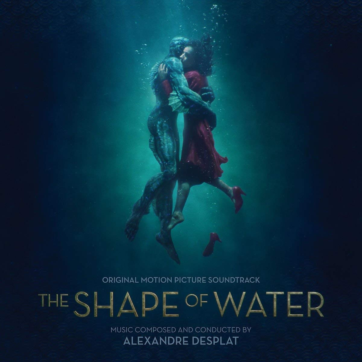 The Shape Of Water. Original Motion Picture Soundtrack (LP) butch tavares adi armour the o jays brawl in cell block 99 original motion picture soundtrack lp