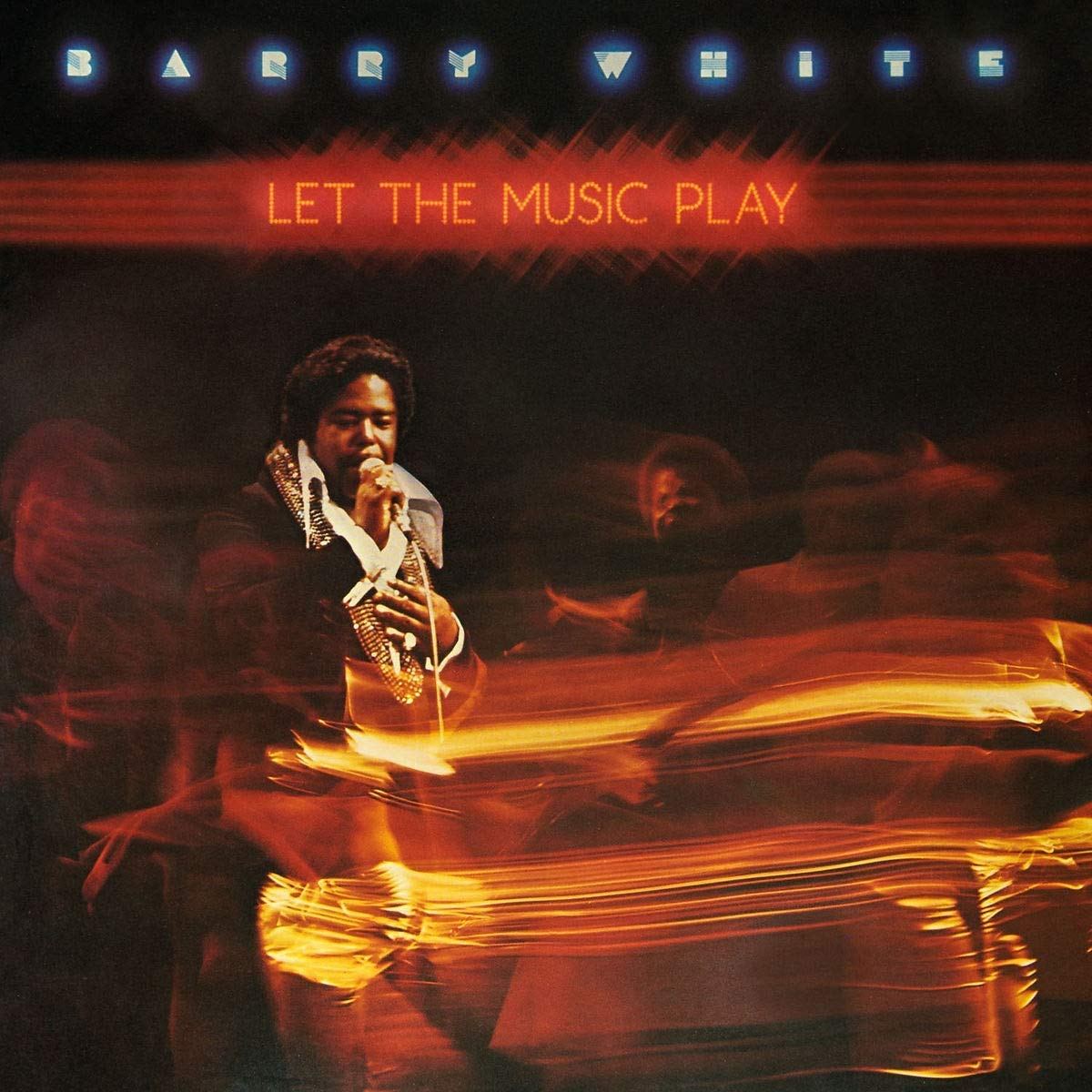 Barry White. Let The Music Play (LP)