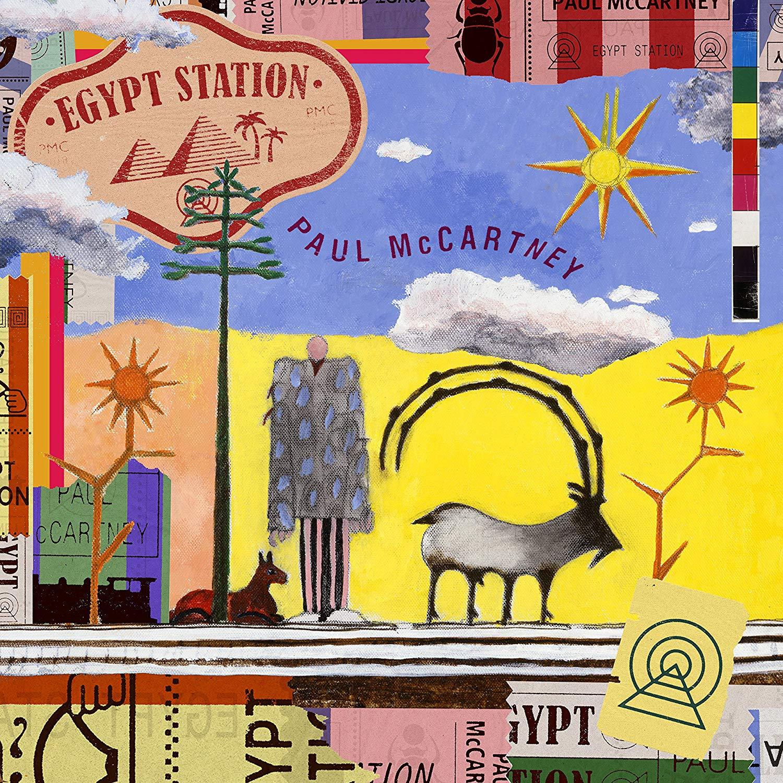 Пол Маккартни Paul McCartney. Egypt Station (2 LP) paul mccartney ram