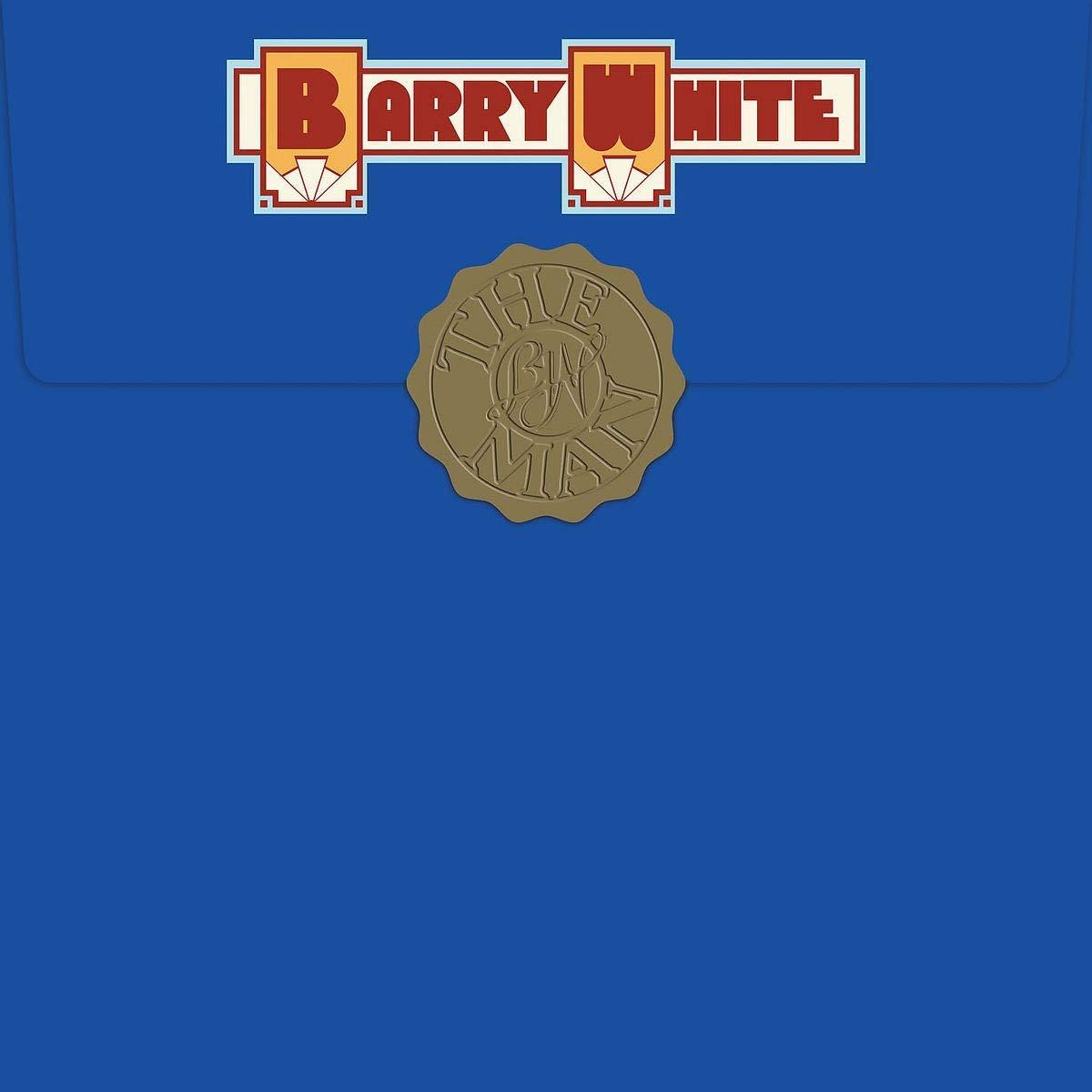 лучшая цена Барри Уайт Barry White. The Man (LP)