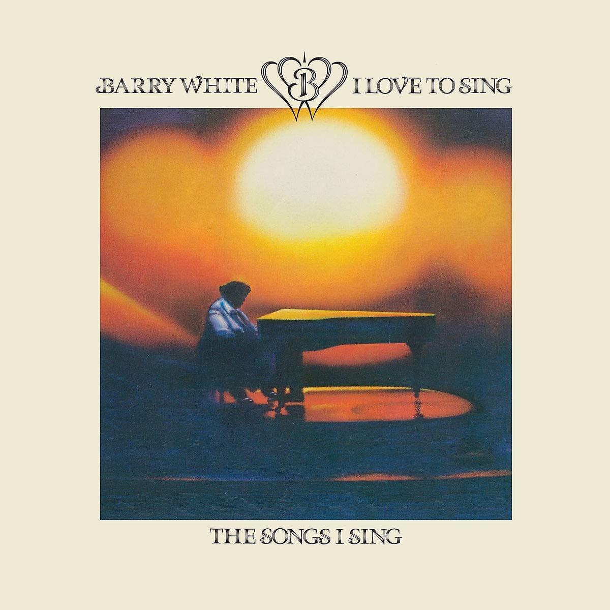 лучшая цена Барри Уайт Barry White. I Love To Sing The Songs I Sing (LP)