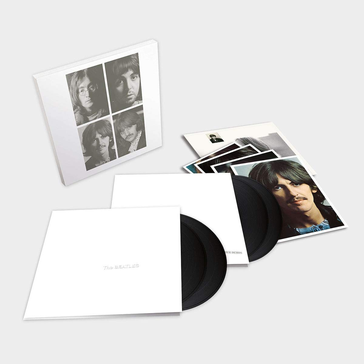 The Beatles Beatles. White Album (2 LP)