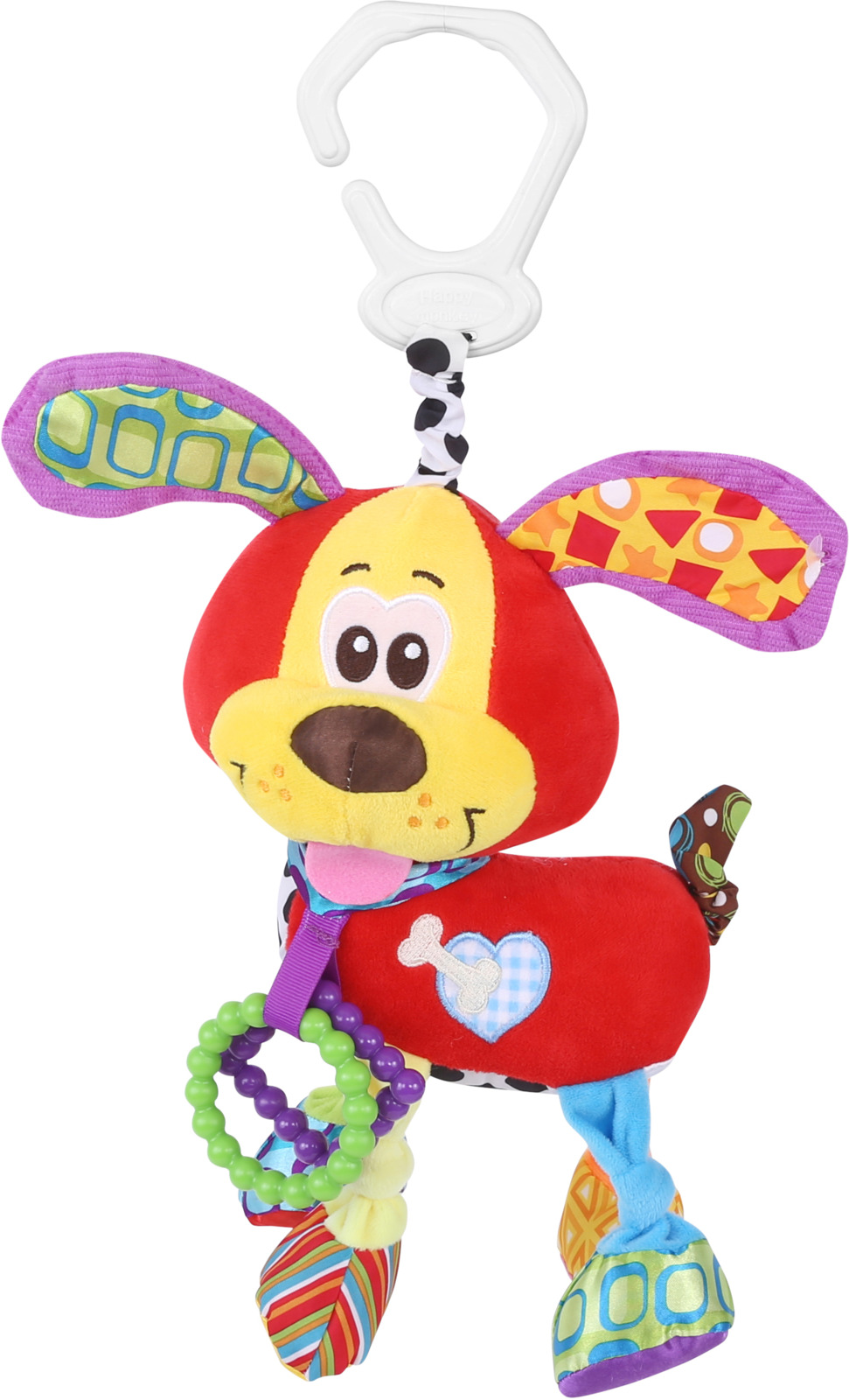 Развивающая игрушка Lorelli Toys Собачка. 1019114 развивающая игрушка lorelli toys обними меня мартышка 10191260001