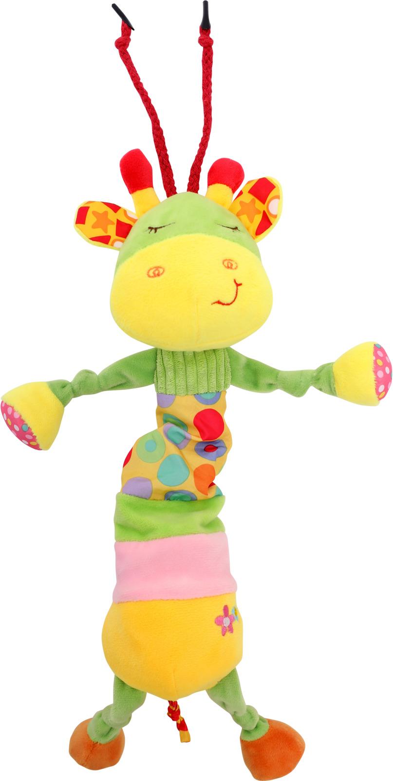 Развивающая музыкальная игрушка Lorelli Toys Жираф. 10191190002 музыкальная игрушка медвежонок августин