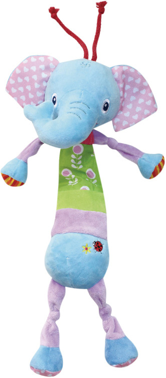 Развивающая музыкальная игрушка Lorelli Toys Слон. 10191190003 развивающая игрушка lorelli toys слоник 1019117