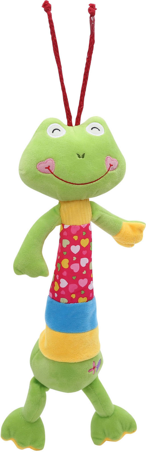 Развивающая музыкальная игрушка Lorelli Toys Лягушка. 10191190005 чехол для iphone 5 5s объёмная печать printio звездные войны рей