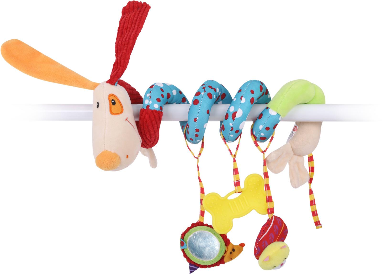Развивающая игрушка спираль Lorelli Toys Собачка. 10191210002 развивающая игрушка lorelli toys слоник 1019117