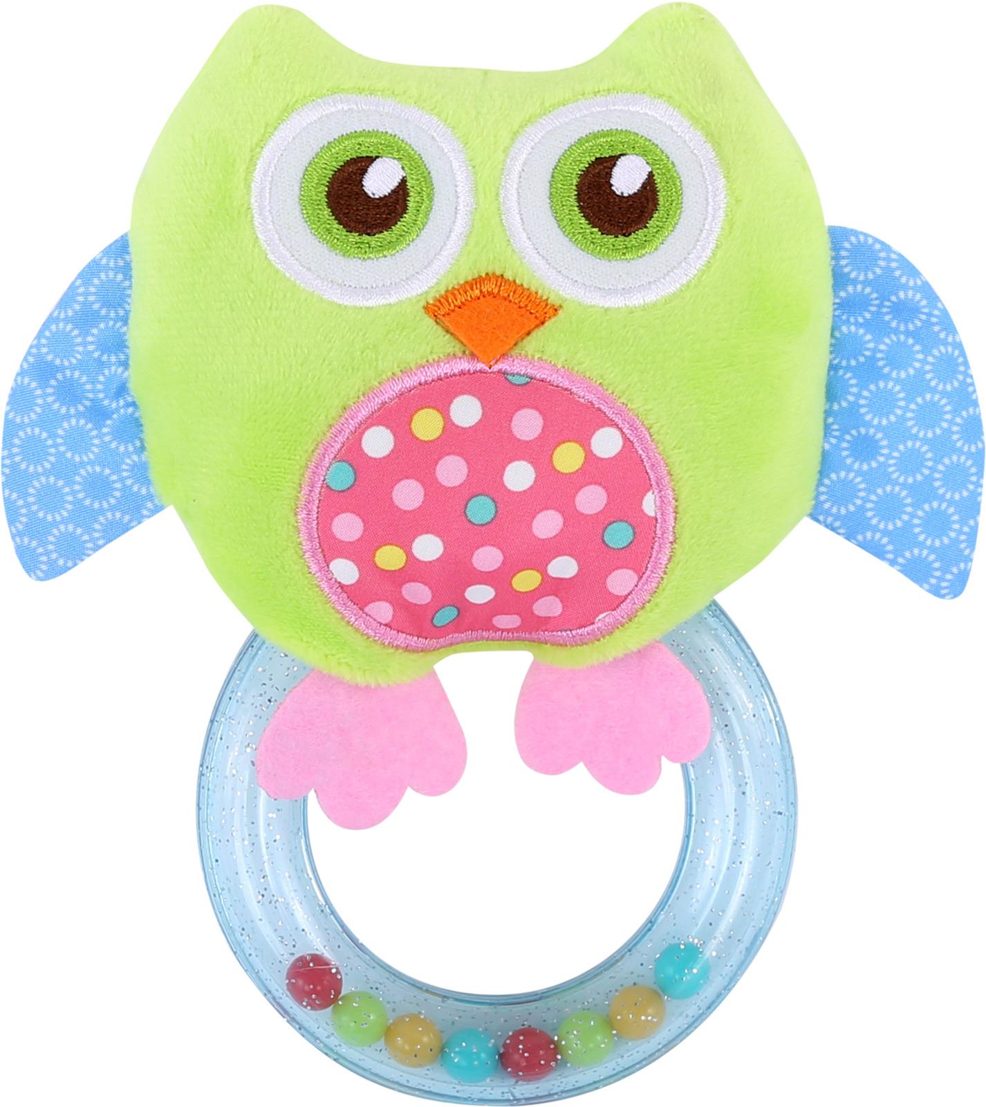 Погремушка Lorelli Toys Сова. 10191290001 погремушка сова