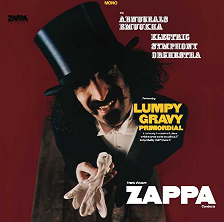 лучшая цена Фрэнк Заппа Frank Zappa. Lumpy Gravy. Primordial (LP)