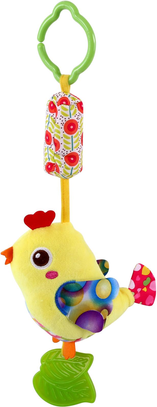 Подвесная мягкая игрушка Lorelli Toys Желтая птичка. 10191300002 игрушка подвеска lorelli toys 1019112