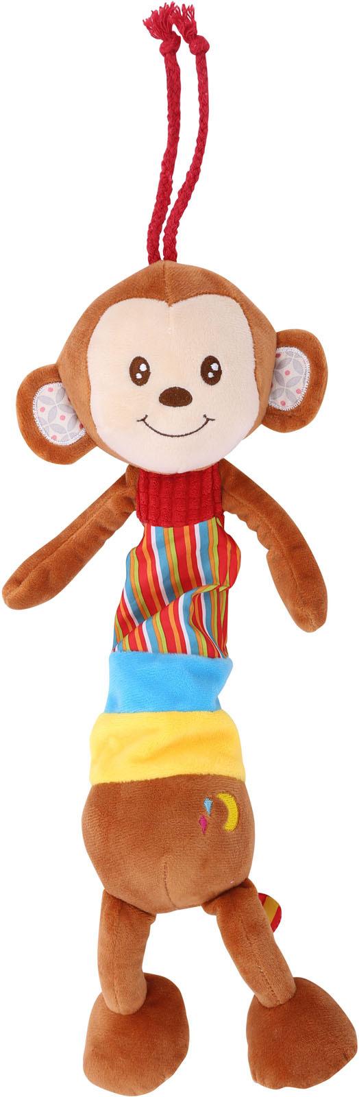 Развивающая музыкальная игрушка Lorelli Toys Мартышка. 10191190001 развивающая игрушка lorelli toys слоник 1019117