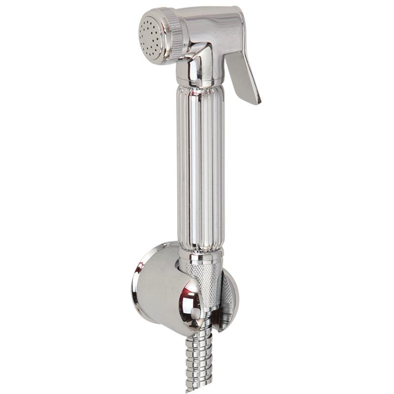 Лейка для биде Wela Душевой набор с гигиеническим душем WL001 набор для биде лейка и шланг raiber r809
