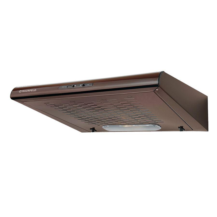 Кухонная вытяжка Maunfeld MPC 50, Brown Максимальная производительность 420 м3/час, 3 скорости, ползунковое...