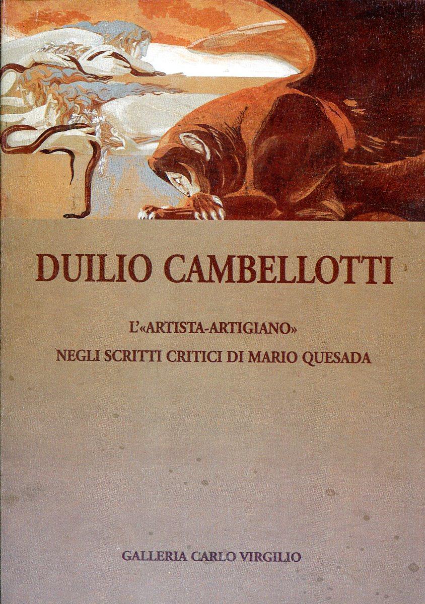 Duilio Cambellotti Duilio Cambellotti. L'artista-artigiano negli scritti di Mario Quesada l artigiano del cuoio вьетнамки