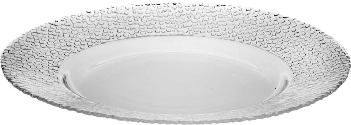 Набор тарелок Pasabahce Mosaic, 10299B, диаметр 19,5 см, 6 шт набор десертных тарелок pasabahce aurora диаметр 20 5 см 6 шт