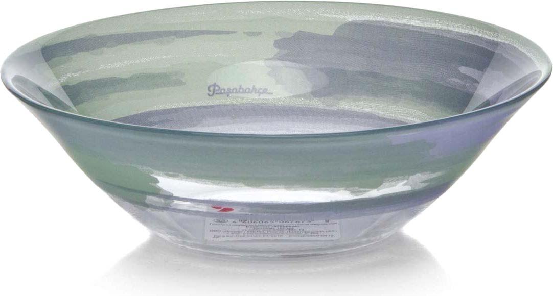 Салатник Pasabahce Акварель, диаметр 16,2 см салатник pasabahce lemon 23 см