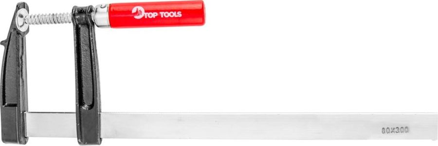 Струбцина Top Tools, F80х300 цена 2017