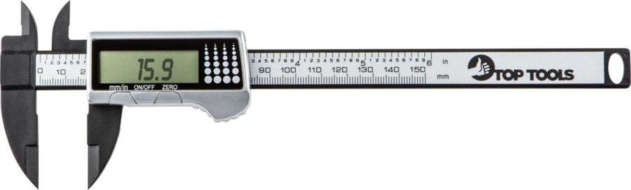 Штангенциркуль цифровой Top Tools, 150 мм