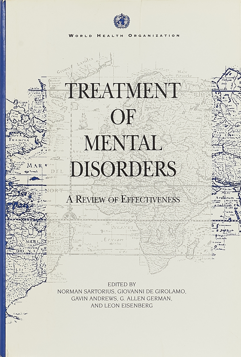 Treatment of mental disorders. A review of effectiveness настенная плитка ceramique imperiale ковчег белый 00 00 5 17 00 00 941 20х60 1 2