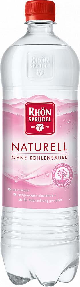 Вода минеральная природная столовая негазированная Rhon Sprudel, 1 л