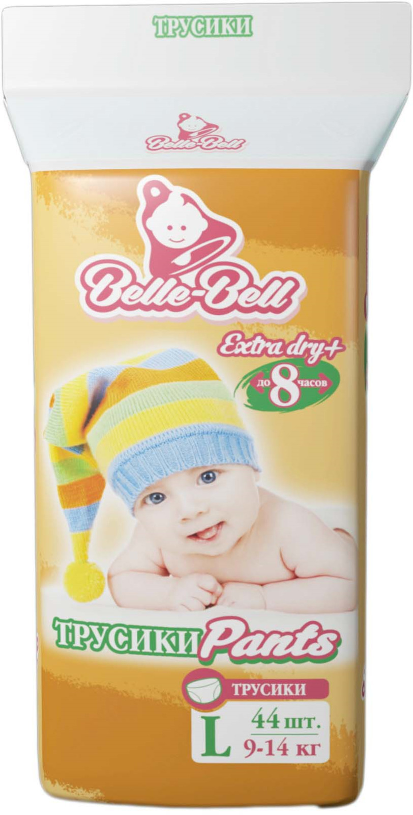 Подгузники-трусики Belle-Bell Extra dry+, размер L, 9-14 кг, 44 шт r47 belle page 8